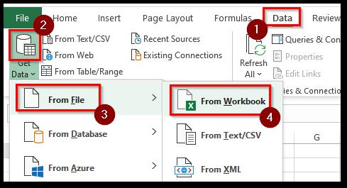 Get Data from Workbook Navigation