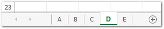 Create Index of Worksheet without hyperlink Sample