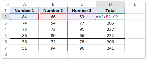 Example on #REF! Error in Excel
