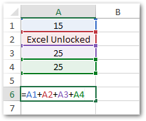Example on #VALUE! Error in Excel