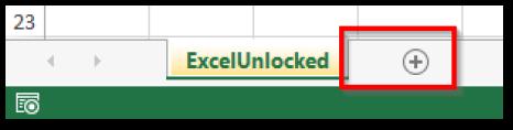 Hide All Worksheets except Active Worksheets Excel