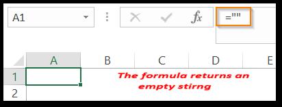 ISBLANK Function of Excel bonus point raw data